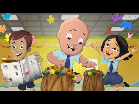 Mighty Raju - Teacher's day Special Video