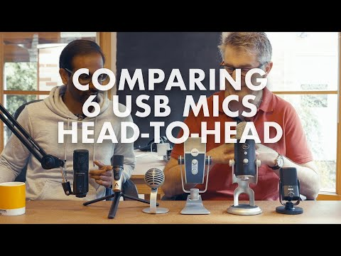 Which USB Mic
