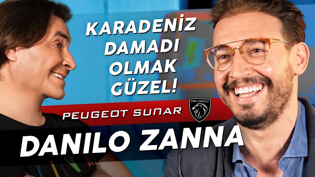 """Download DANİLO ZANNA """"BAŞKA BİR ÜLKEDE YAŞAMAK DELİLİK!"""""""