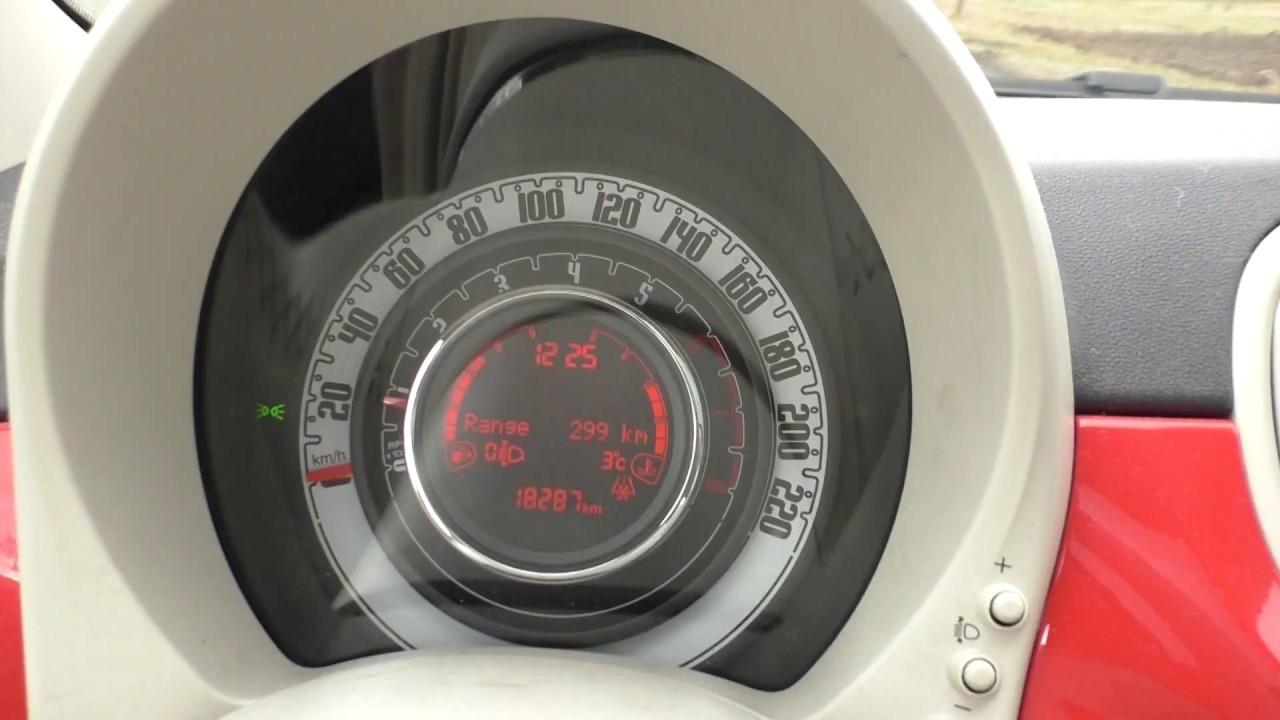 Fiat  Acceleration   Km H