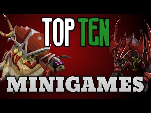 Top 10: Rewarding Minigames! [Runescape 2015]