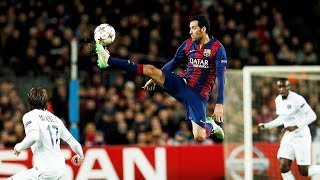 Sergio Busquets - When Football Becomes Art