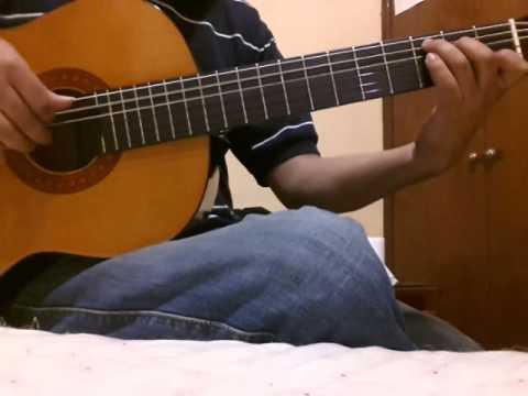 ADESTE FIDELES guitar