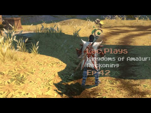 Lac Plays Kingdoms of Amalur: Reckoning Ep 42 Another Missing Key