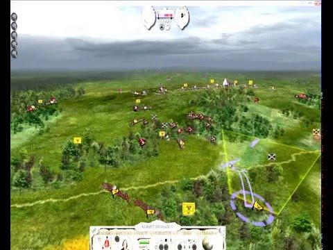 Seven Years War Historical Battle Gameplay