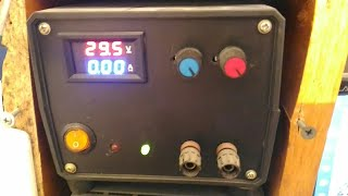 2 часть. Лабораторный БП своими руками 0-30в . 5А.