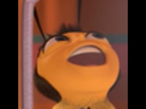the entire bee movie in 1 second except it was all a dream