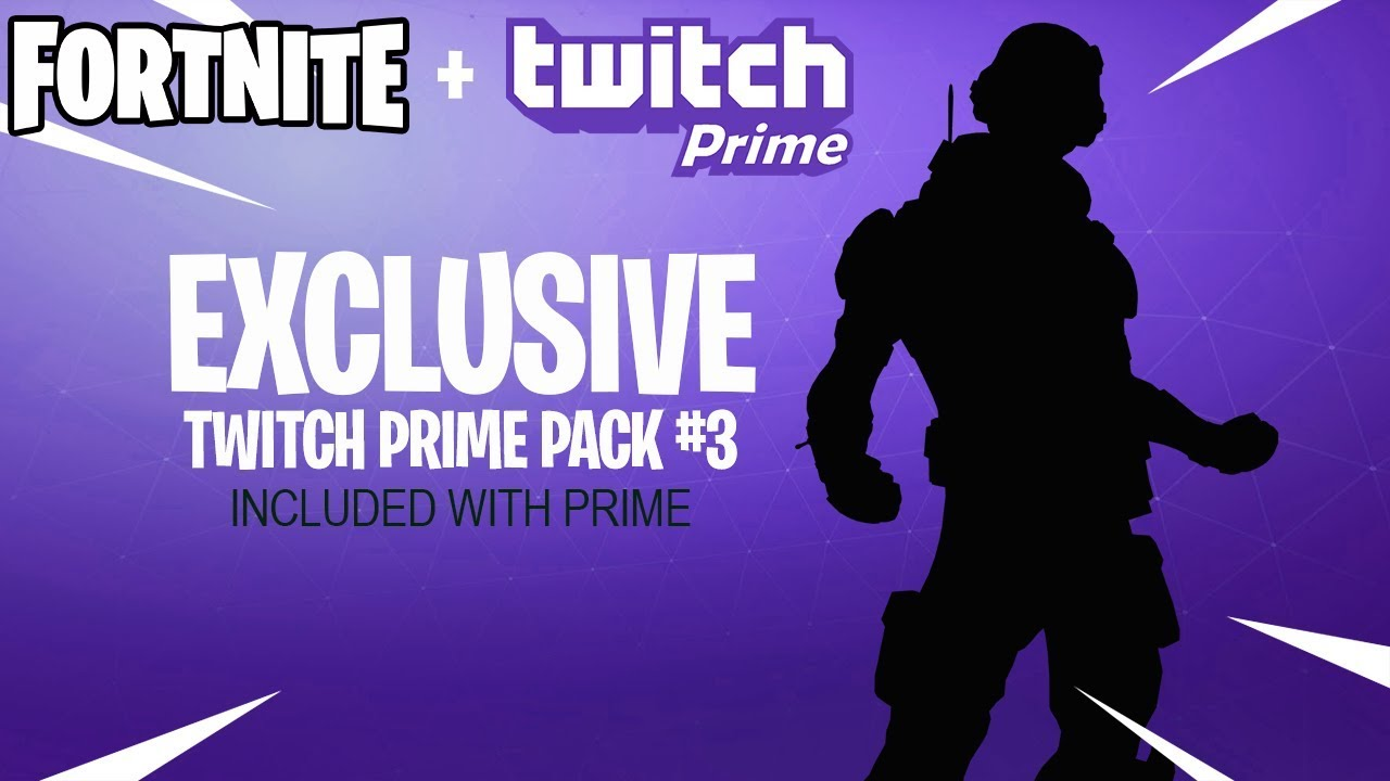 Twitch Prime Pack Fortnite Season 8 | Fortnite Aimbot