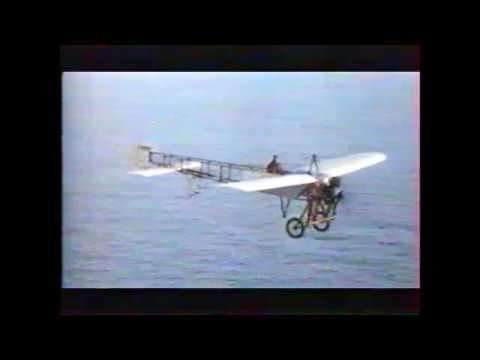 "Blériot Tentative de traversée de la Manche...""D'un Blériot, l'autre"""