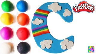 The Letter С. Learning ABC with play doh. Learn Colors & alphabet. ...