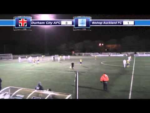 Durham City Afc V Bishop Auckland Fc M4v Youtube