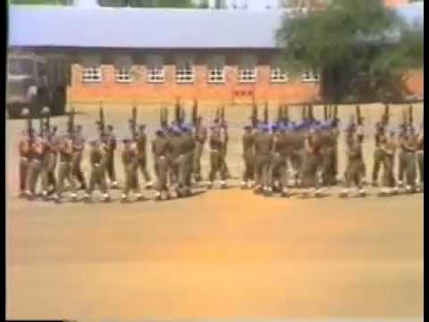 SADF Section Leader Training Course (SAW Seksieleier Opleidi