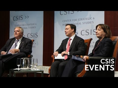 U.S.-Australia Speaker Series with Australian Ambassador Kim Beazley and Wendy Cutler