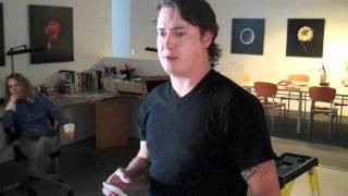 Jeremy London at IMSTEPF studios