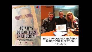 Entrevista a Marc Martí al programa Islàndia de Rac1, Albert Om