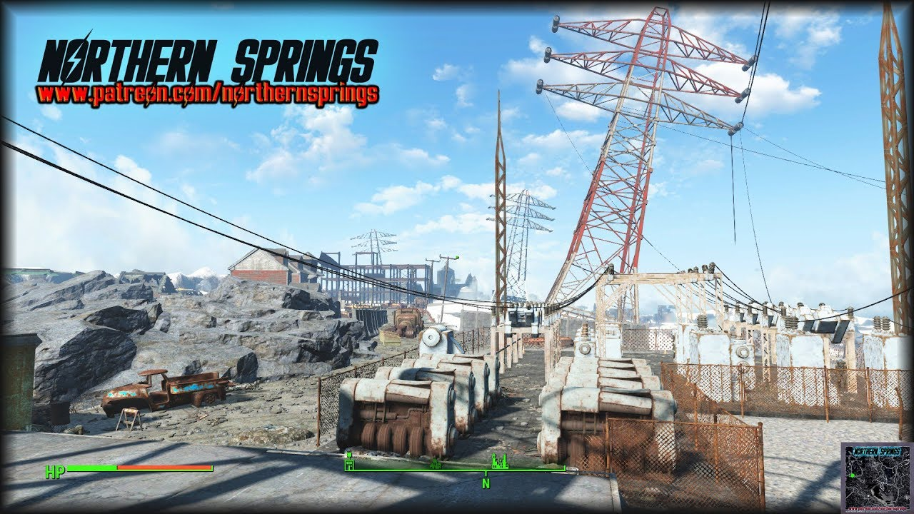 fallout 4 northern springs