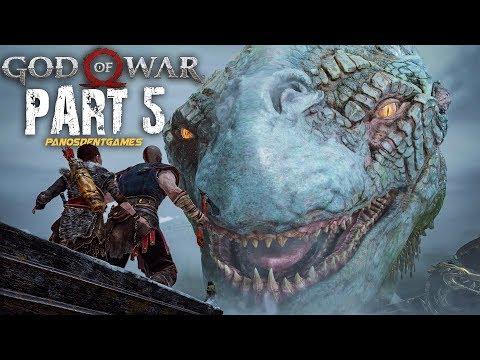 ΚΑΝΟΝΤΑΣ ΝΕΟΥΣ ΦΙΛΟΥΣ (ΣΧΕΔΟΝ) | God Of War Gameplay Greek Part 5