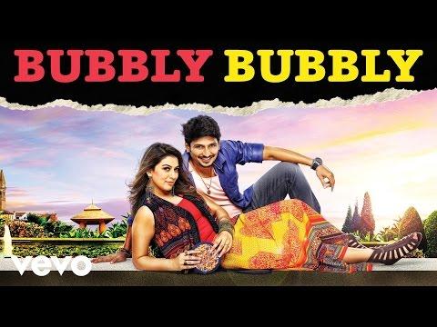 Pokkiri Raja - Bubbly Bubbly Lyric | Jiiva, Hansika Motwani | D. Imman