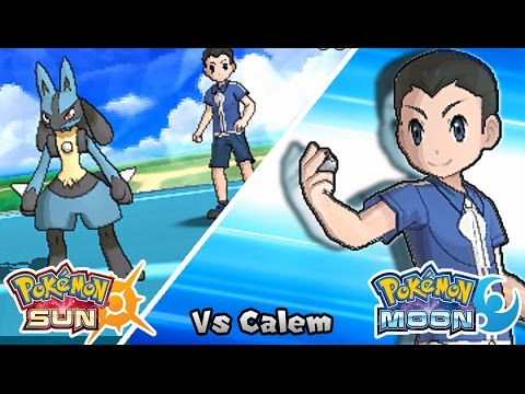 Pokémon Title Challenge 17: Trainer Calem (Game Edited ...