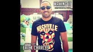 Erick Charles of Fueled By Ramen: Record Label Success in a DIY World (Audio Only) Ep.#005
