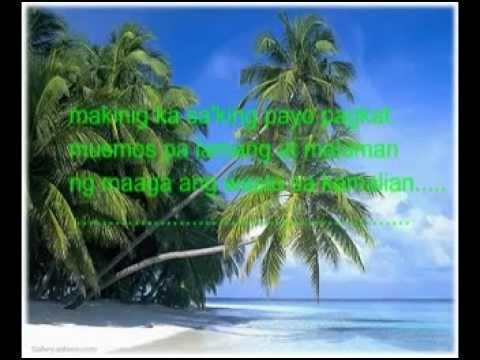 Batang Bata Ka Pa by: Sugarfree with lyrics