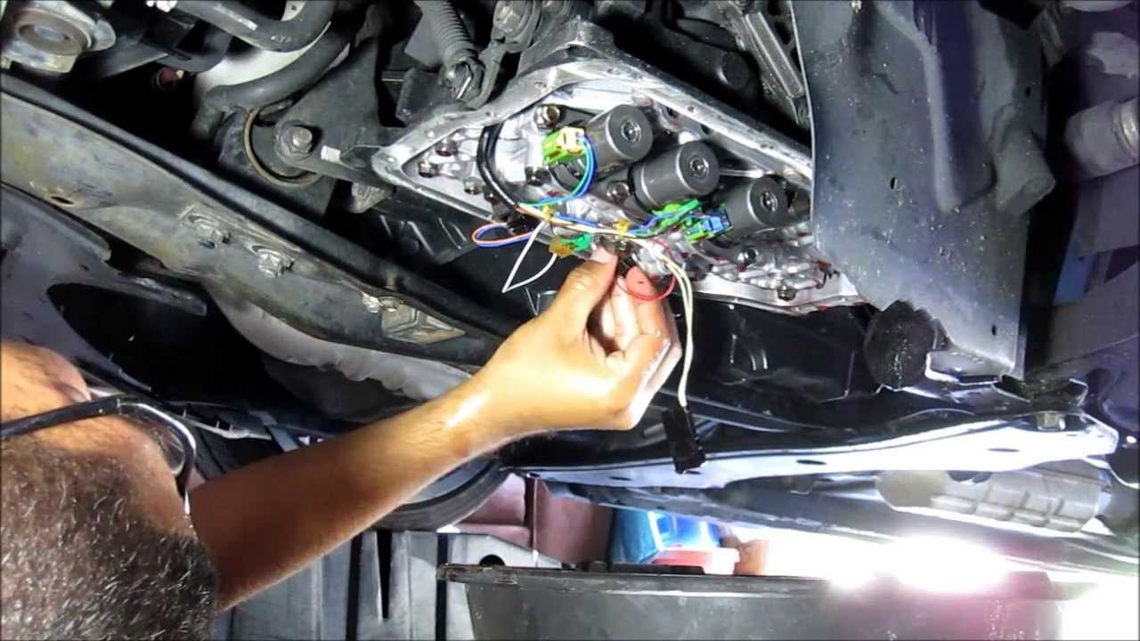 Mazda 626 Wiring Diagram Animal Cell With Chromosomes Mods Episode 5: Transmission Shift Solenoids - Youtube