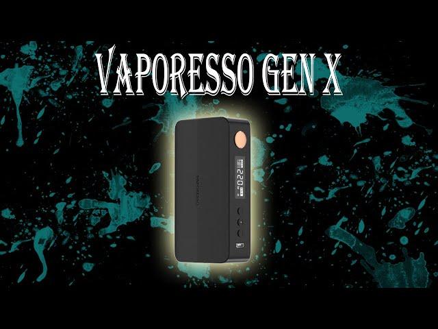 Vaporesso Gen X