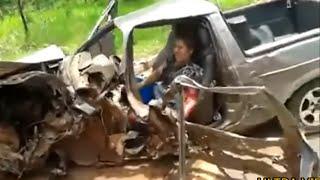 Video colisão entre Caminhão Tanque e  Pampa que ficou destruída 2016 download MP3, 3GP, MP4, WEBM, AVI, FLV November 2018