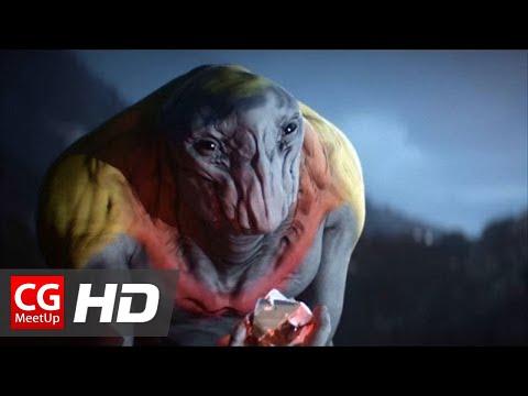 "CGI Animated Short Film HD ""Sputnik "" by Maxim Zhestkov | CGMeetup"