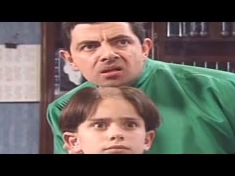 The Bowl Cut 2/4 | Barber Bean | Mr. Bean Official