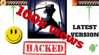 How to hack shadow fight 2 latest version using lucky patcher