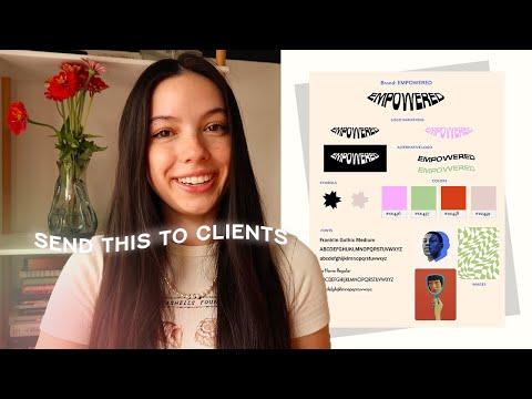 Creative Ways To Send Design Work To Clients