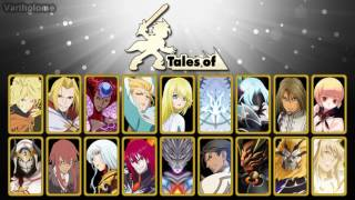 Tales of - All Final Boss Themes (Phantasia - Berseria)