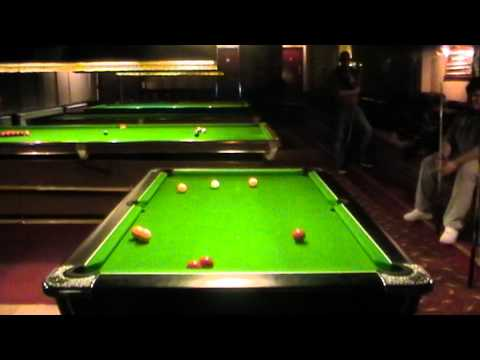 Pool Snooker Centre Killer Round 3