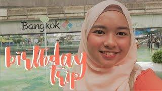Bangkok ft Kadison | Vlog