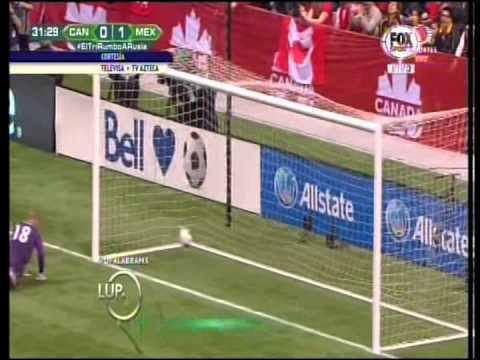 Canada Vs Mexico 0:3   Goles Resumen Eliminatorias CONCACAF 2016 [HD]