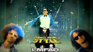 Gangnam style vs Party Rock Anthem (remix)