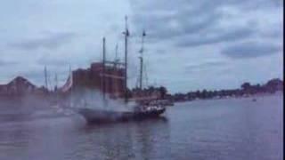 Sea Battle by Blackbeard