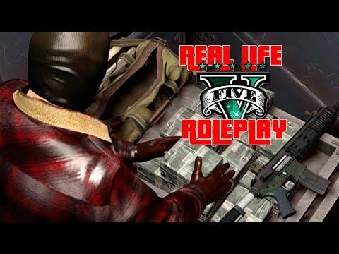 BORA FARMAR $$$$$ NO GTA V ROLEPLAY