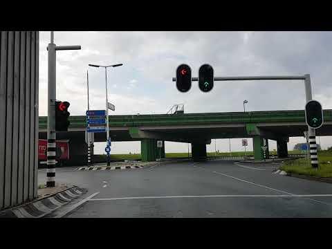 Route Rozenburg/Spijkenisse