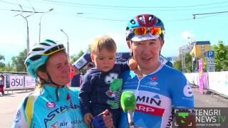 Велогонка Tour Of World Class прошла в Алматы(В Алматы прошла третья ежегодная велогонка для любителей Tour Of World Class Almaty 2016. В этом году мероприятие приуроч..., 2016-08-21T05:59:31.000Z)