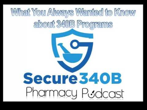 340B: The Independent Pharmacy Perspective - Pharmacy Podcast Episode 418
