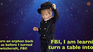 Share This Video On The FBI's Facebook Wall To Tell Them You've Been Learning Witchcraft