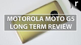 Motorola Moto G5 Long Term Review: Still a Bargin?