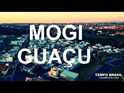 Previsão Do Tempo Para Mogi Guaçu São Paulo Youtube