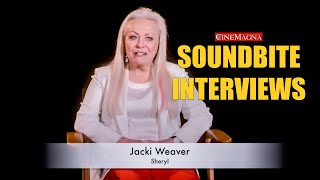 Poms Movie Interviews (Diane Keaton, Celia Weston, Phyllis Somerville)