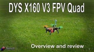 RC Reviews: DYS X160 v3