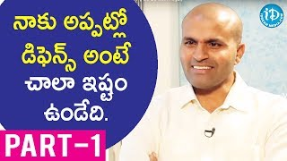 Professional Mountaineer Shekhar Babu Bachinepally Interview Part #1 || Dil Se With Anjali