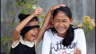 Ice Cream Challenge Hadiah makan eskrim  - funny kids challenge
