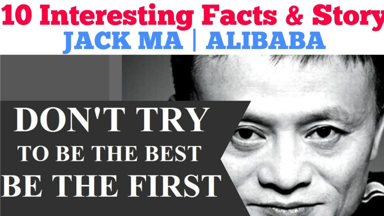 Jack Ma 10 Interesting Facts Life Story Alibaba In Tamil